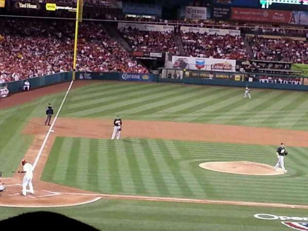 Angel Stadium, section: T222, row: j, seat: 19, 20