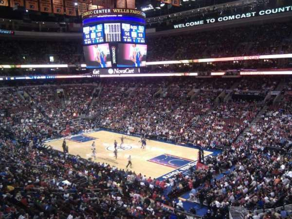 Wells Fargo Center, section: suite 32