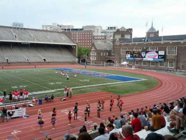 Franklin Field, section: GA