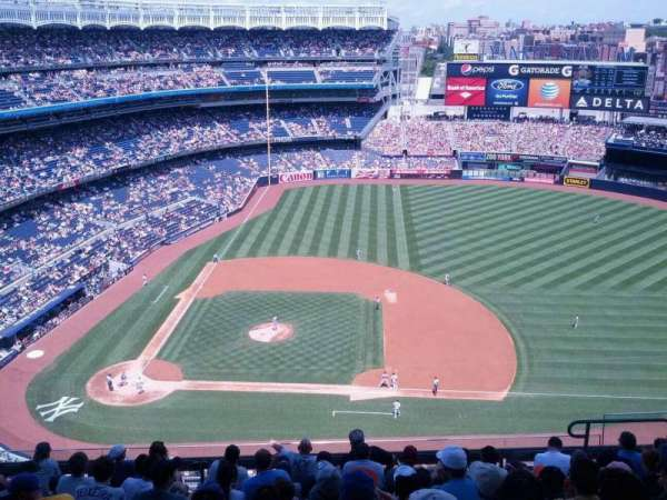Yankee Stadium, section: 416, row: 10, seat: 10