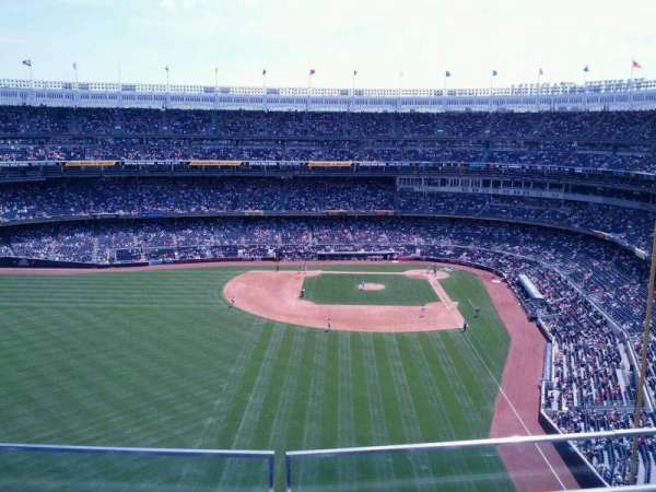 Yankee Stadium, section: 434b, row: 2, seat: 7