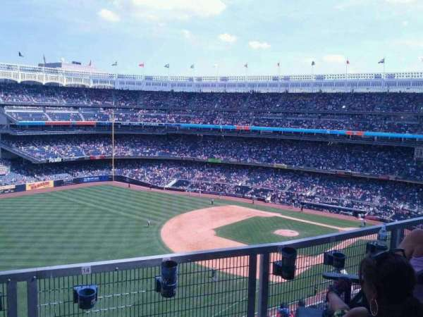 Yankee Stadium, section: 330