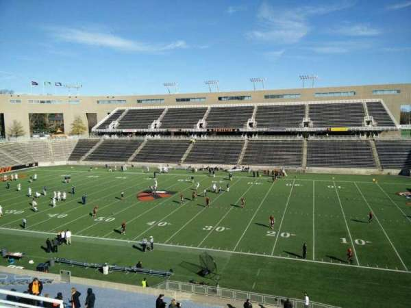 Princeton Stadium, section: 2, row: 28, seat: 16