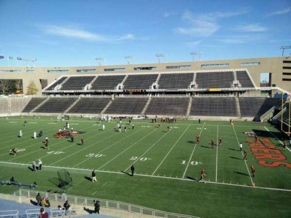 Princeton Stadium, section: 2, row: 22, seat: 15