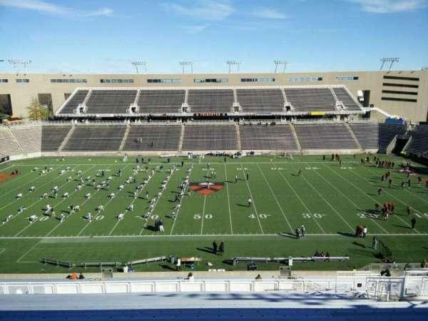 Princeton Stadium, section: 6, row: 40, seat: 15