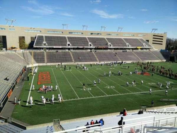 Princeton Stadium, section: 12, row: 29, seat: 3