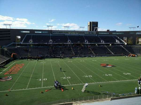 Princeton Stadium, section: 30, row: 26, seat: 13
