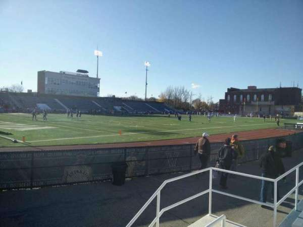 Villanova Stadium, section: NG, row: 3, seat: 25
