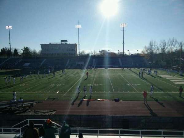Villanova Stadium, section: NB, row: Z, seat: 27
