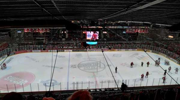 Helsinki Ice Hall, section: F4, row: 14, seat: 231
