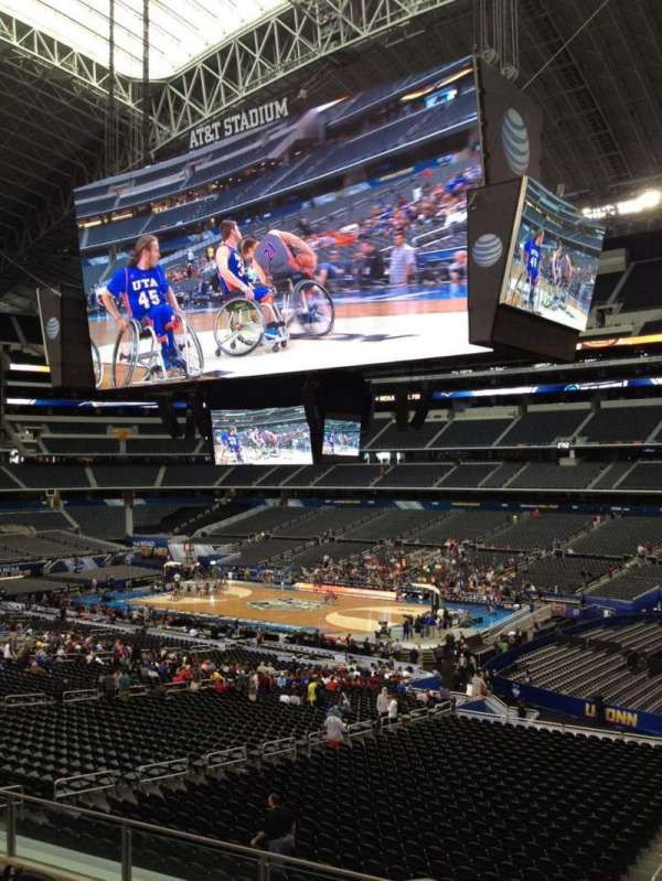 AT&T Stadium, section: C231, row: 11, seat: 9