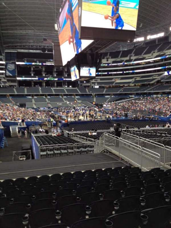 AT&T Stadium, section: 150, row: 19, seat: 8