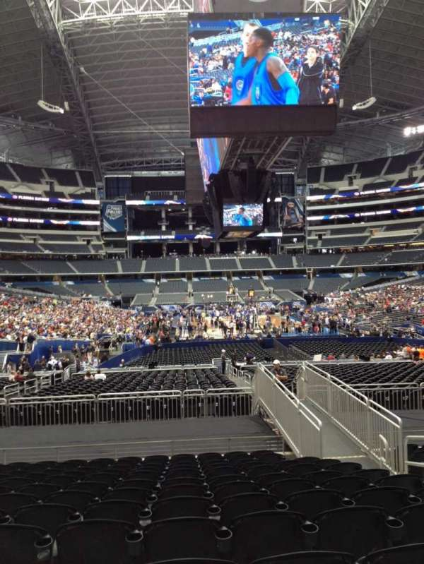 AT&T Stadium, section: 149, row: 20, seat: 5