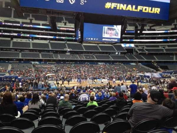 AT&T Stadium, section: C137, row: QQ, seat: 11