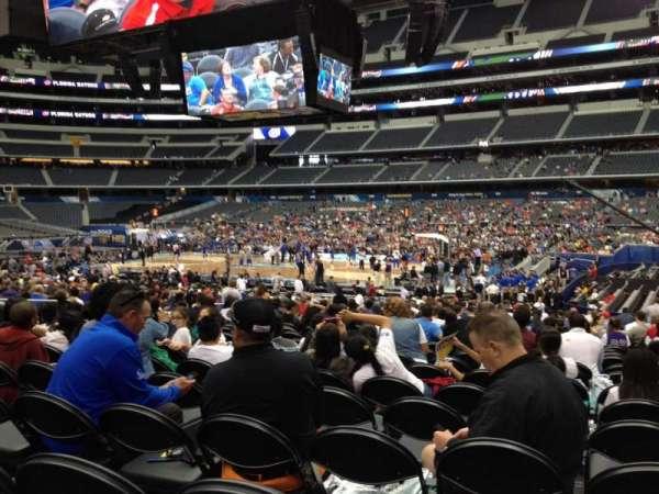 AT&T Stadium, section: C133, row: KK, seat: 4