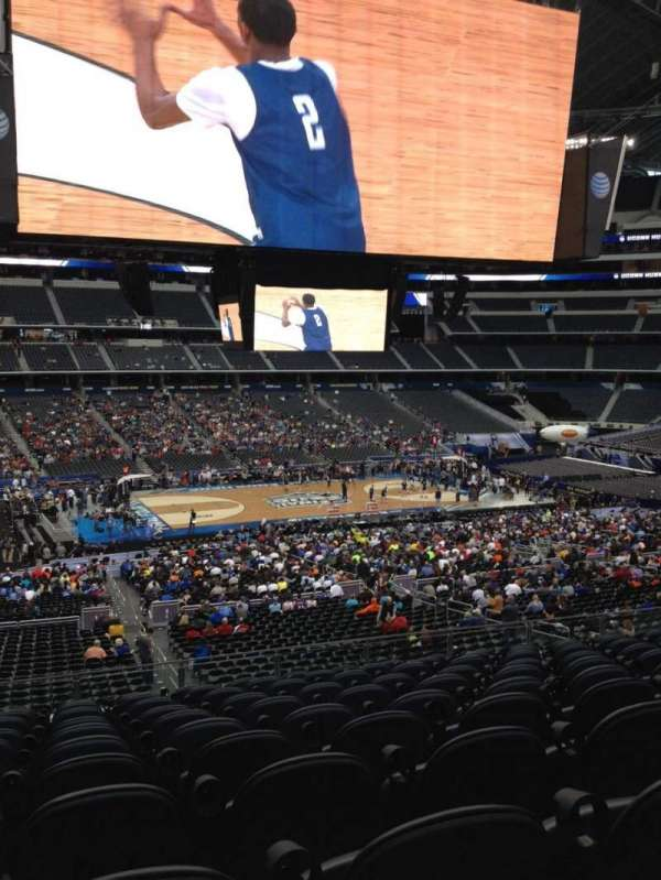 AT&T Stadium, section: C212, row: 11, seat: 16