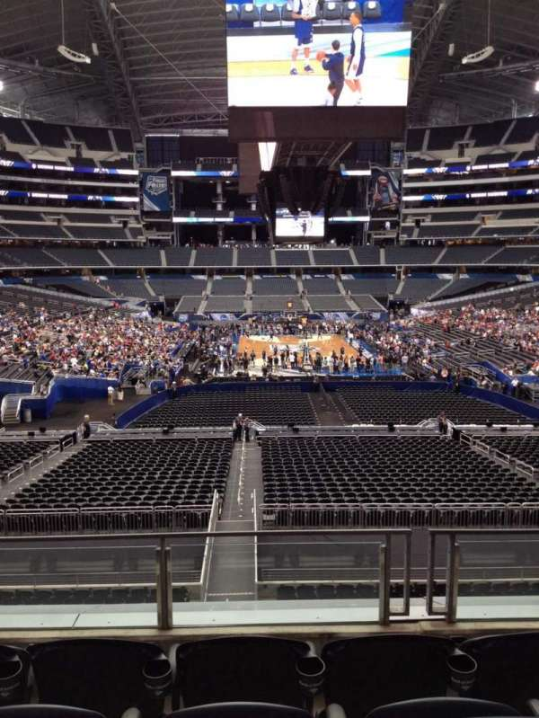 AT&T Stadium, section: 249, row: 6, seat: 7