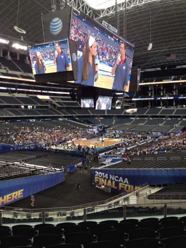 AT&T Stadium, section: 241, row: 11, seat: 9