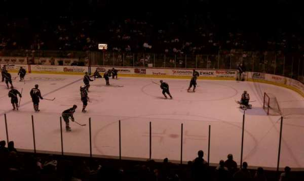 Heritage Bank Center, section: 134, row: P, seat: 16