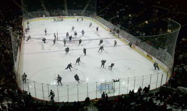 Nationwide Arena, section: 225, row: C, seat: 8