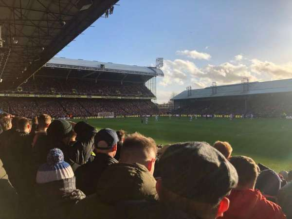 Selhurst Park, section: R, row: 10, seat: 12