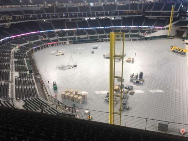 Globe Life Field, section: 232