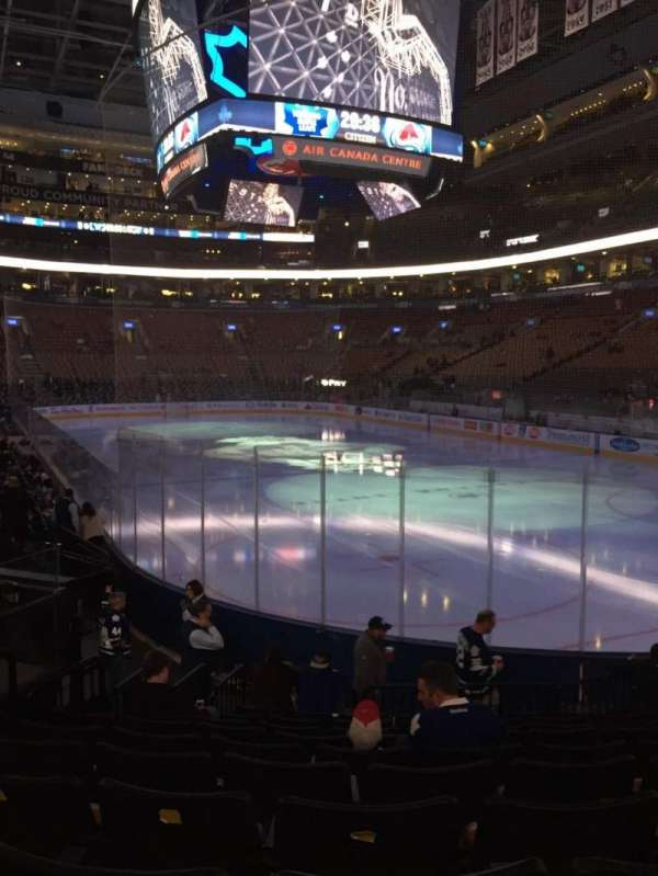 Scotiabank Arena, section: 104, row: 14, seat: 12