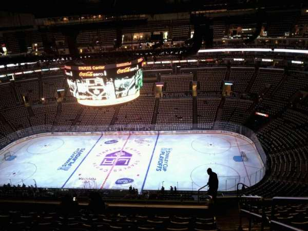 Staples Center, section: 333