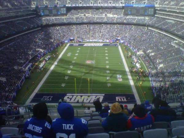 MetLife Stadium, section: 350, row: 18, seat: 28