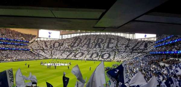 Tottenham Hotspur Stadium, section: 232, row: 31, seat: 272