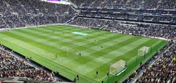 Tottenham Hotspur Stadium, section: 520, row: 4, seat: 667