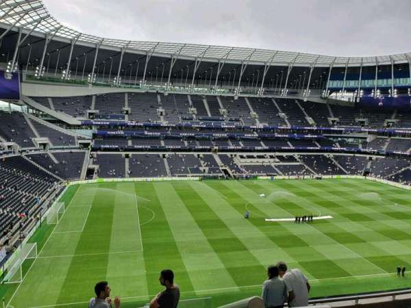 Tottenham Hotspur Stadium, section: 529, row: 7, seat: 919