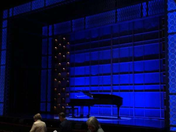 Stephen Sondheim Theatre, section: Orchestra, row: O