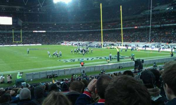 Wembley Stadium, section: 135, row: 20, seat: 57