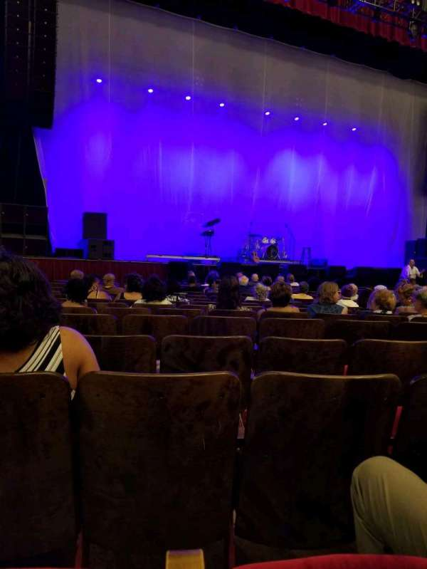 Modell Performing Arts Center, section: Orchestra, row: L, seat: 102