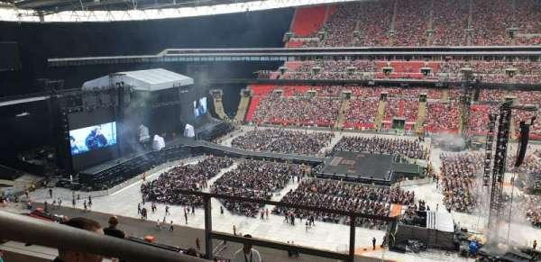 Wembley Stadium, section: 526, row: 10, seat: 375