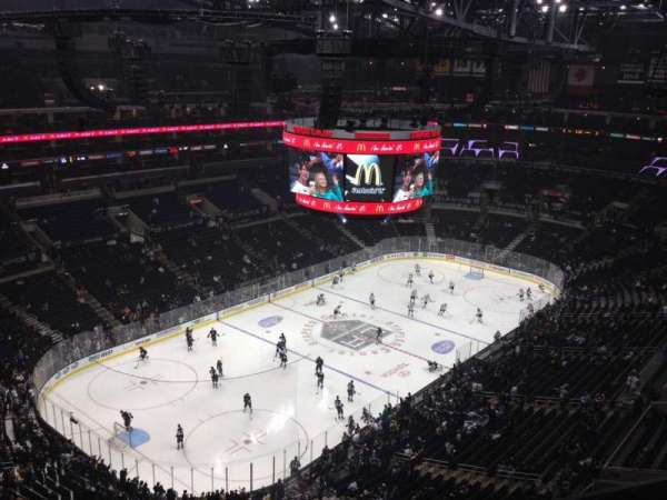 Staples Center, section: 305, row: 9, seat: 16
