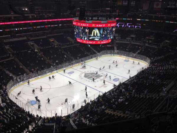 Staples Center, section: 305, row: 9, seat: 11