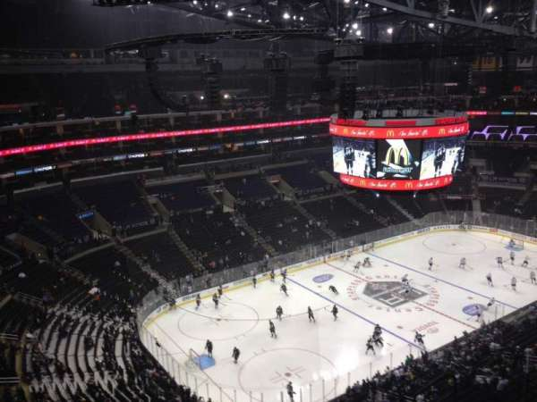 Staples Center, section: 305, row: 9, seat: 7
