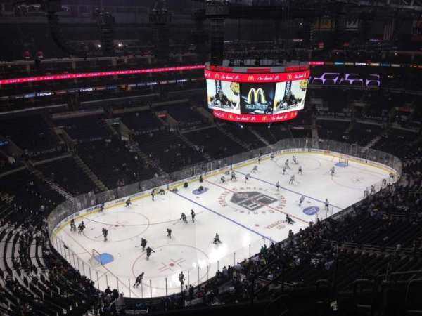 Staples Center, section: 305, row: 9, seat: 6