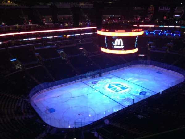 Staples Center, section: 305, row: 10, seat: 1