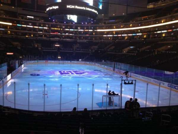 Staples Center, section: 116, row: 17, seat: 33