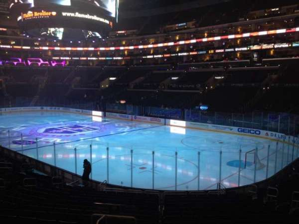 Staples Center, section: 108, row: 20, seat: 15
