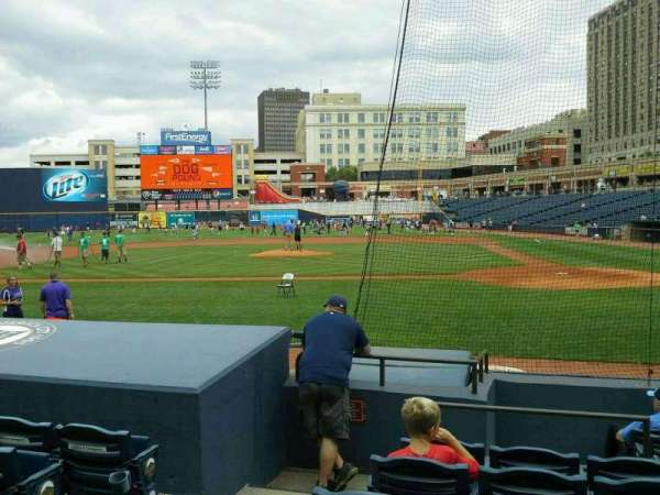 Canal Park, section: 106, row: I, seat: 13