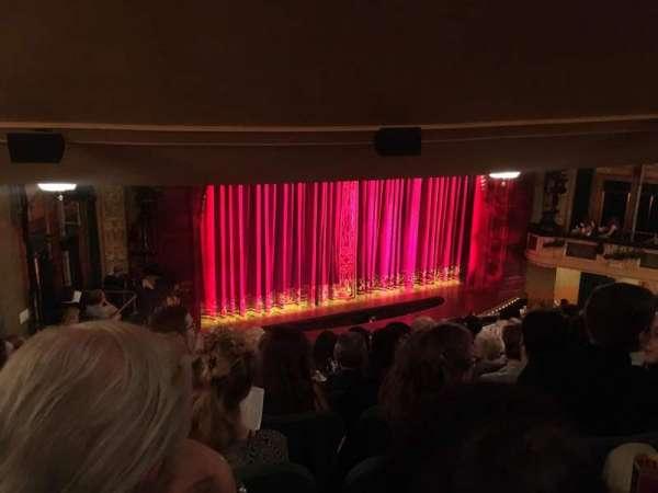 Shubert Theatre, section: Mezzanine L, row: J, seat: 19