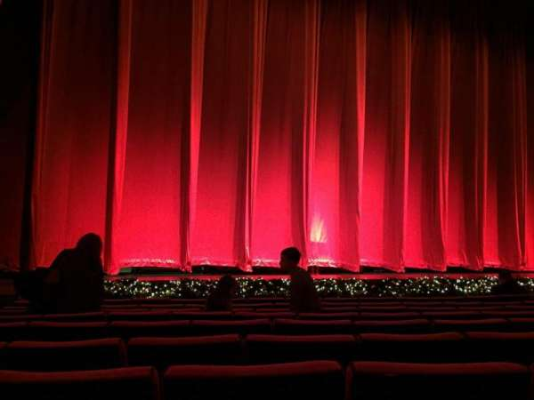 Radio City Music Hall, section: Orchestra 5, row: JJ, seat: 511