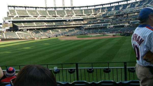 Citi Field, section: 135, row: 4, seat: 12