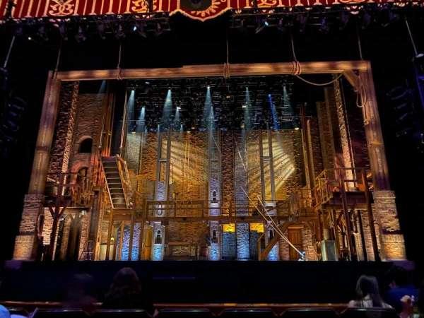 Fox Theatre (Atlanta), section: Orchestra C, row: E, seat: 105