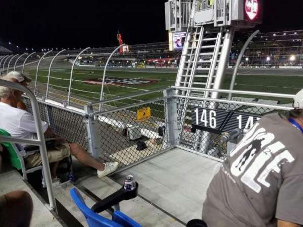 Daytona International Speedway, section: 147, row: 3, seat: 22