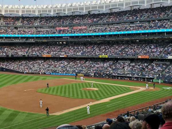 Yankee Stadium, section: 228, row: 13, seat: 8